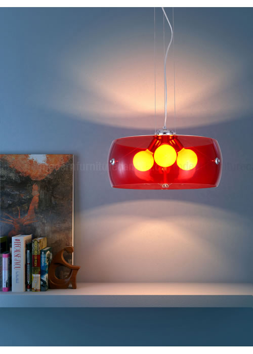 unique hanging light http://www.modernfurniturecanada.ca/catalog/lighting-modern-ceiling-lamps-asteroids-ceiling-lamp-red-p-16853.html