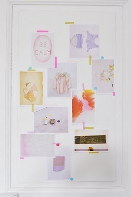 DIY Washi tape photo frame ideas