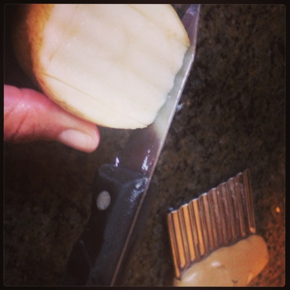 Dollarama | Crinkle-Cut Potato Slicer